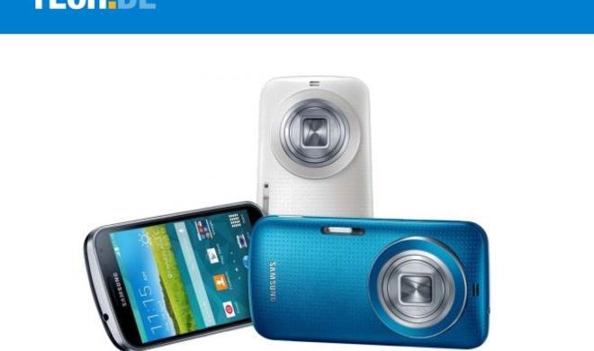 [Lesetipp] Kamera-Smartphone: Alle Details zum Galaxy K Zoom