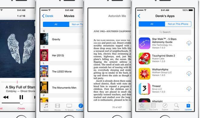 Familienfreigabe in iOS 8 und OS X Yosemite: Apple startet Entwickler-Aufruf
