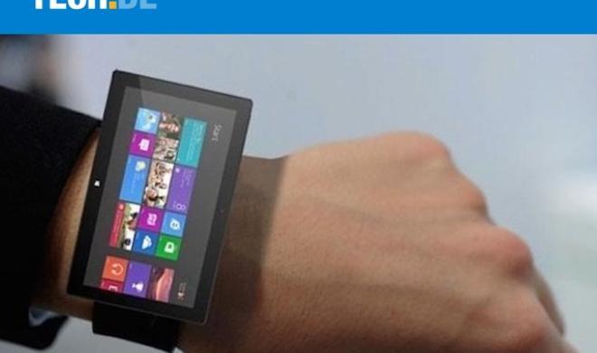 [Lesetipp] Microsoft: Surface Watch gesichtet