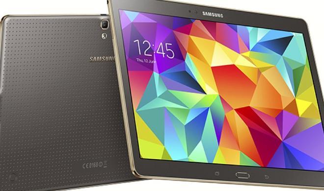 Galaxy Tab S: Konkurrenz für das iPad?