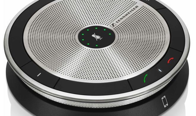 SP 10 und SP 20: Sennheiser präsentiert neue Speakerphone-Serie