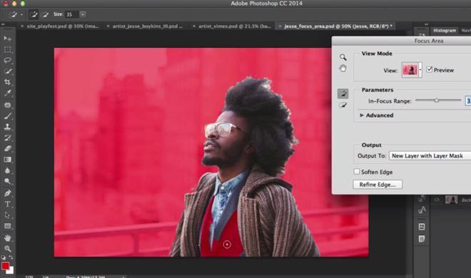 Creative Cloud 2014: Adobe aktualisiert Photoshop, InDesign & Co.