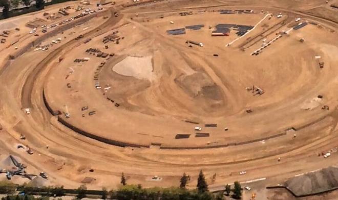Apple Campus 2: Dieses Video lädt zum virtuellen Rundflug ein