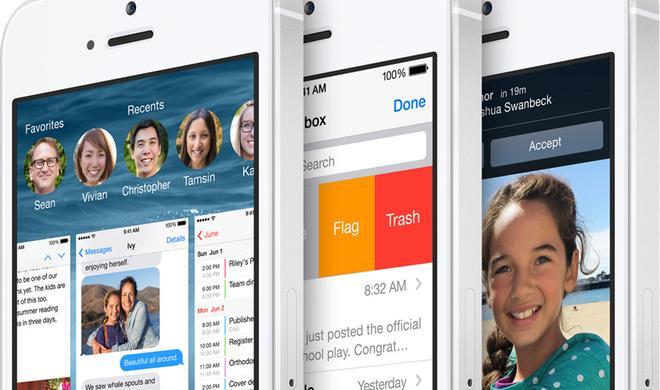 iOS 8: Hier überarbeitete Apple das Design