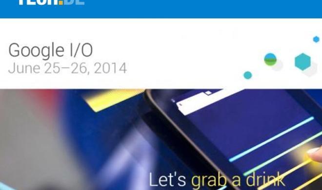 [Lesetipp] Google I/O: Geheimagenda der Entwicklerkonferenz enthüllt