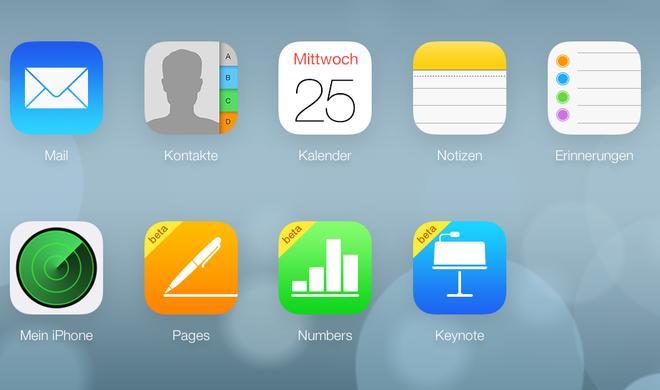 Apple aktualisiert iWork für iCloud, synchronisiert Einstellungen