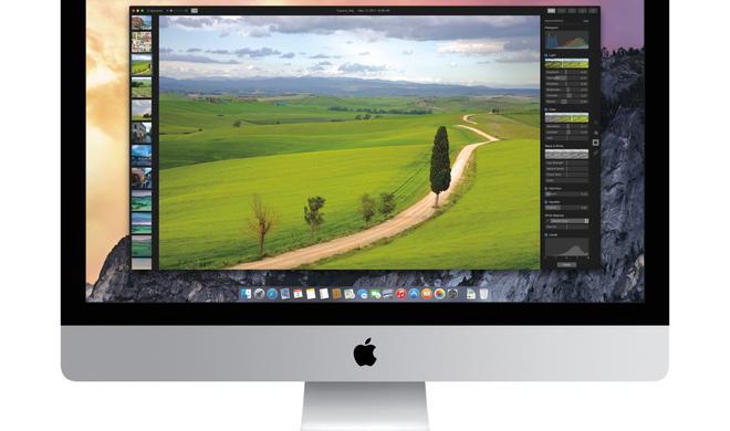 OS X Yosemite Ende Oktober, 12 Zoll Retina MacBook und 4K-iMac in Arbeit