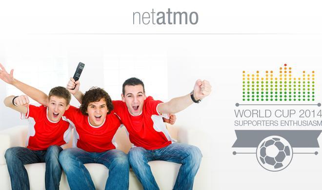 Netzfundstück: Netatmo Wetterstation wird zum WM-Barometer