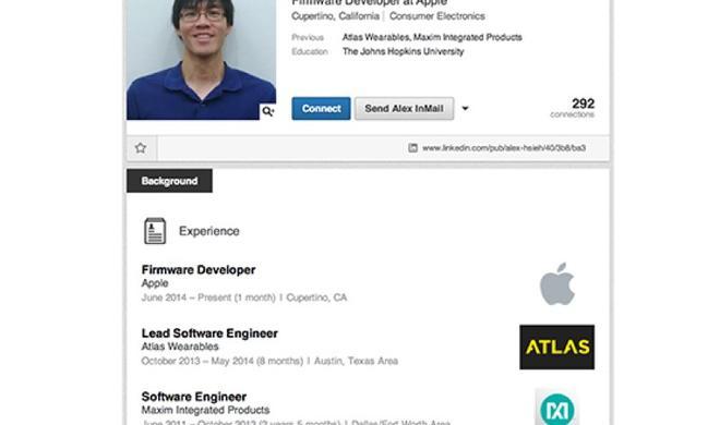 Apple verstärkt iWatch-Team