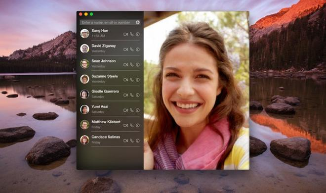 OS X Yosemite: SMS und Telefonie mit dem Mac