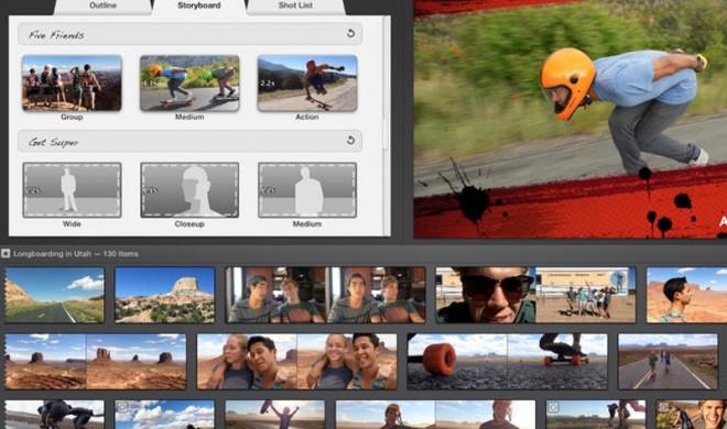 Apple verbessert iMovie für den Mac