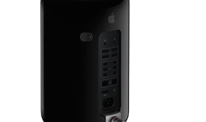 Apple veröffentlicht Mac Pro Security Lock Adapter