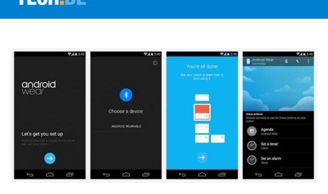 [Lesetipp] Erste Apps für Android Wear im Google Play Store