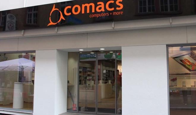Comspot übernimmt Apple Premium Reseller Comacs