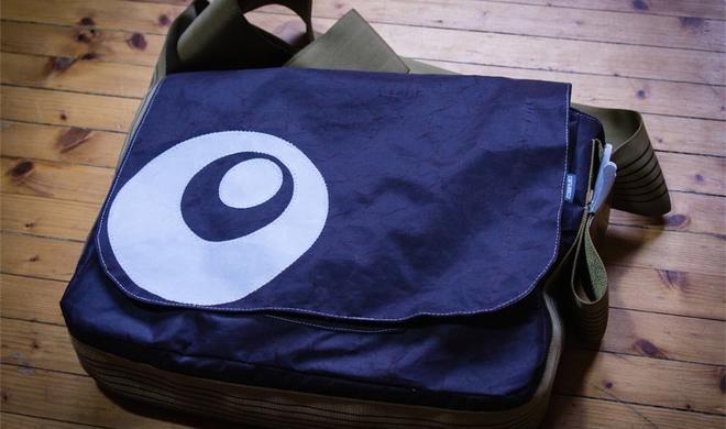 Zeig her deine Tasche: Heute Stefan Molz, CvD maclife.de