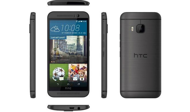 HTC One M9: Geleakte Fotos geben Vorgeschmack auf iPhone-Konkurrenten