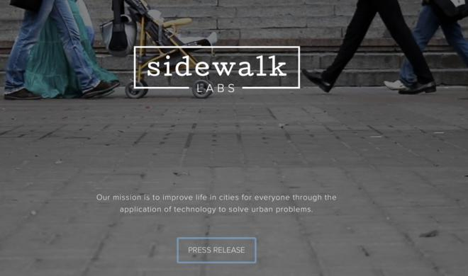 Sidewalk Labs: Google will das Leben in Städten verbessern
