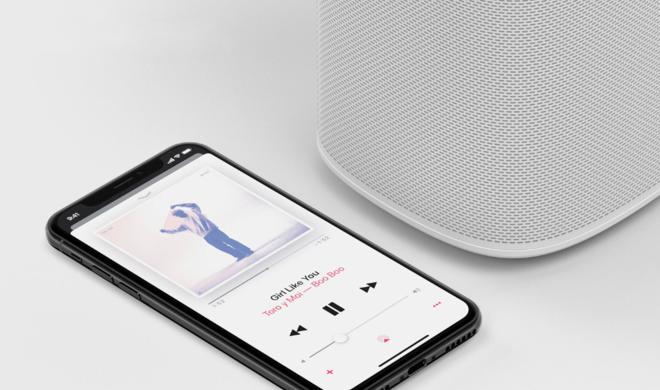Sonos: Diese Modelle unterstützen AirPlay 2