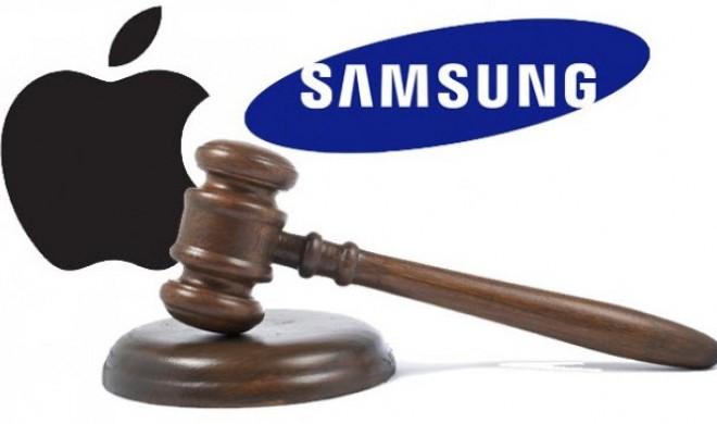 Patentkrieg: Einigung zwischen Apple und Samsung