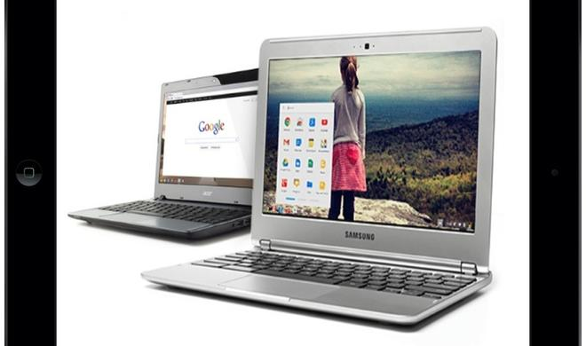 Schulen wünschen sich Chromebooks, keine iPads