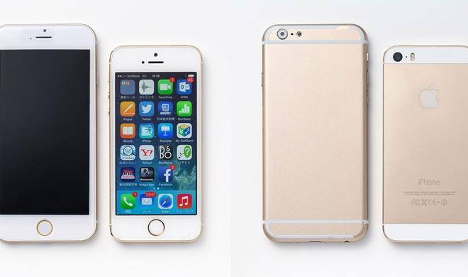 iPhone 6: Apple bringt mehr als doppelt so viele 4,7-Zoll- wie 5,5-Zoll-Modelle