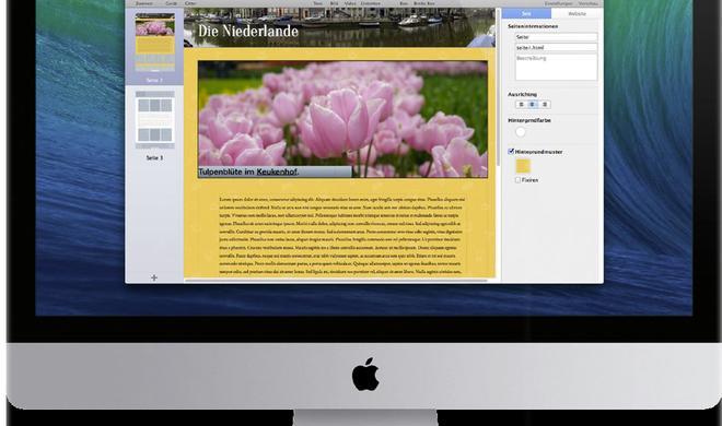Sparkle: Visueller Web-Editor für Einsteiger im iWorks-Stil mangelt es an Glanz