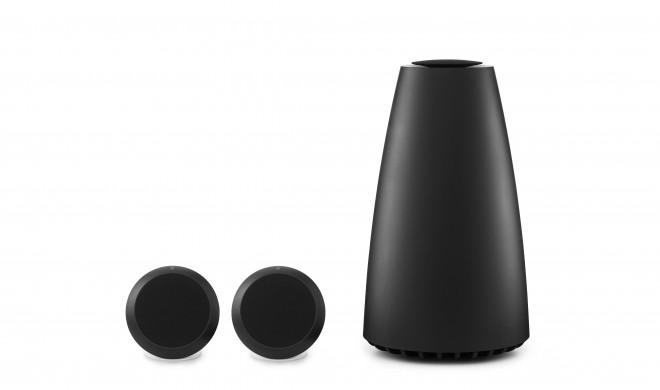 BeoPlay S8 von Bang & Olufsen: Stylisches 2.1-Soundsystem aus perlgestrahltem Aluminiumblock