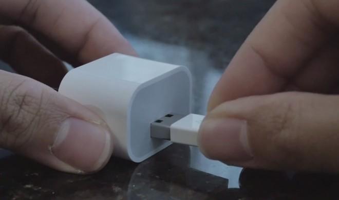 Apples neues innovatives Lightning-USB-Kabel verspätet sich