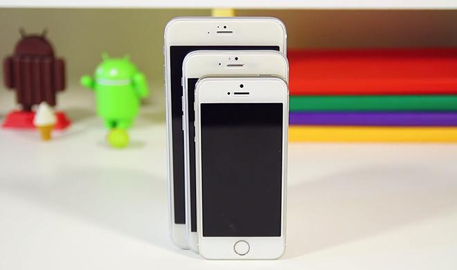 iPhone 6: Fehlerhafte Displaybeleuchtung wirft Produktion zurück