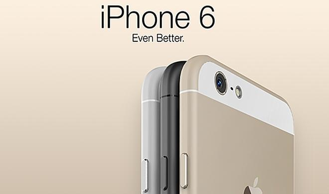 iPhone 6: China Telecom blamiert sich mit Mock-Up-Werbung