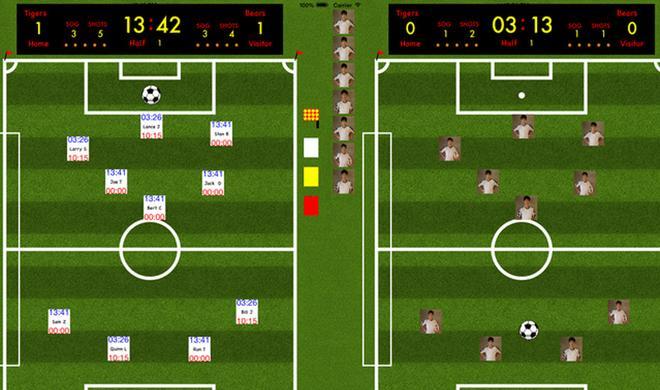 App-Tipp: Fussballmannschaften mit FuteNotes verwalten und analysieren