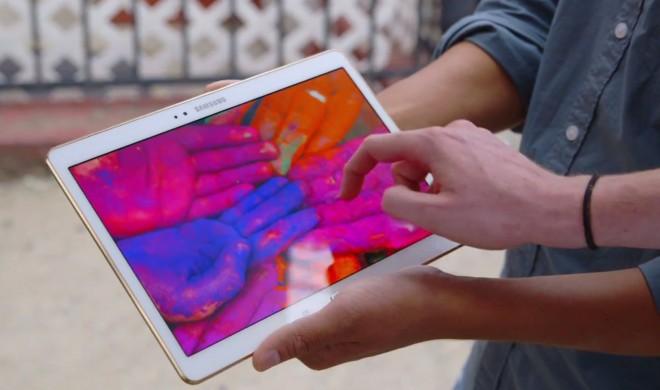 Galaxy Tab S 10.5 vs. iPad Air: Samsung blamiert sich mit lächerlicher Werbung