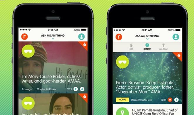 Obama, Schwarzenegger und Robin Williams ganz persönlich: Reddit veröffentlicht AMA-App
