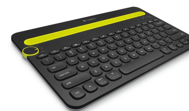 Logitech Bluetooth Multi-Device Keyboard K480: Eine Tastatur für bis zu drei Geräte auf einmal verwenden