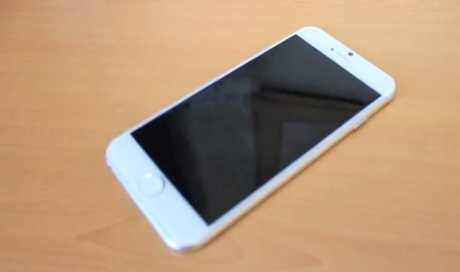 iPhone-6-Dummy im Hands-On-Video: So wird das künftige Apple-Smartphone wohl aussehen