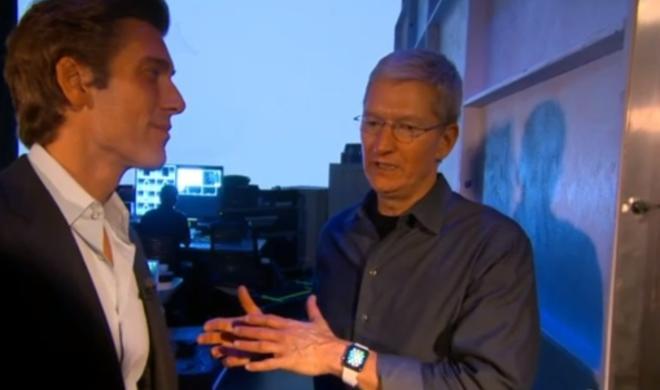 Die Apple Watch ist das erste Tim-Cook-Produkt