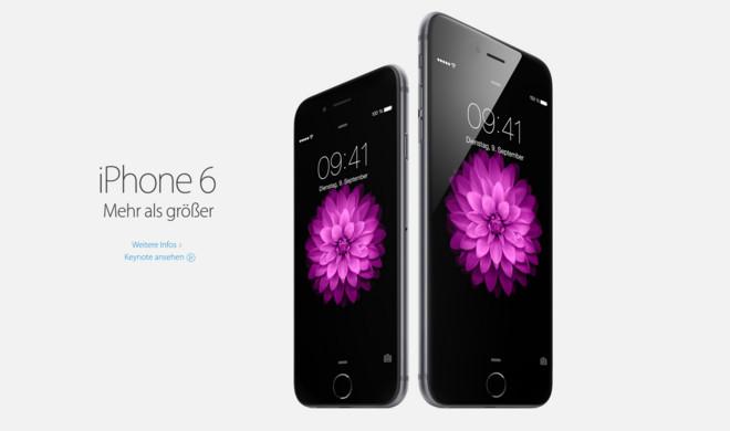 iPhone 6: Foxconns Kapazitäten reichen angesichts der Rekord-Nachfrage nicht aus