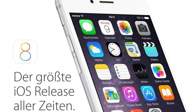 Drastisch verkürzte Akku-Laufzeit und Wlan-Probleme: die Bugs von iOS 8