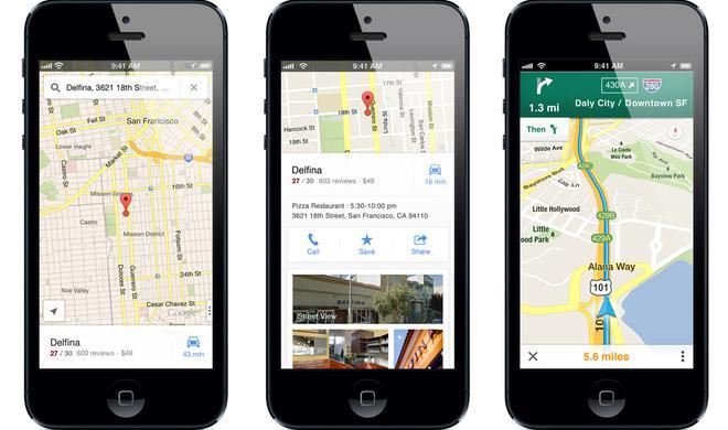 iOS 8.0.1 und der Launch von Apple Maps - verantwortlich war derselbe Manager