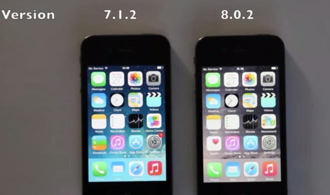 iPhone 4S: Macht eine Aktualisierung auf iOS 8 Sinn?