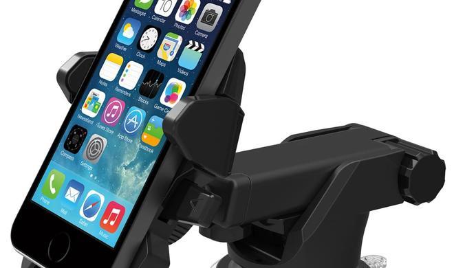 iOttie Easy One Touch 2 Universal im Test: Autohalterung mit sehr guter Haftung