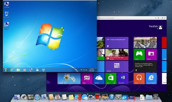 Virtuelles Betriebssystem: Parallels Desktop 10 bringt Windows auf OS X