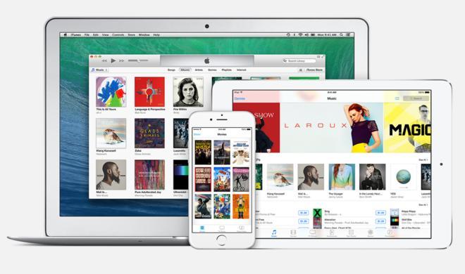 iTunes 12: Apple startet letzten Beta-Test für Yosemite-Nutzer