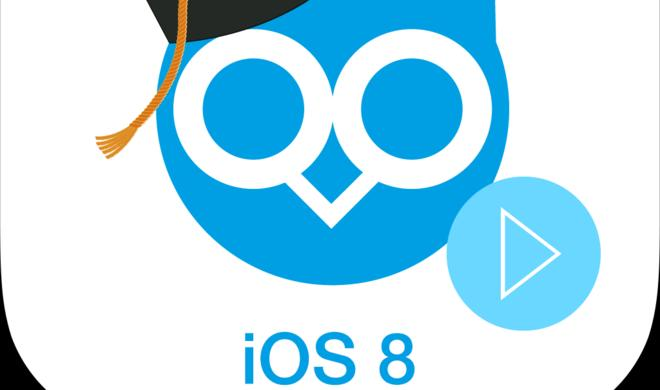 "Pocket Academy: iOS-App ""100 Video-Tipps zu iOS 8"" ab sofort im App Store"