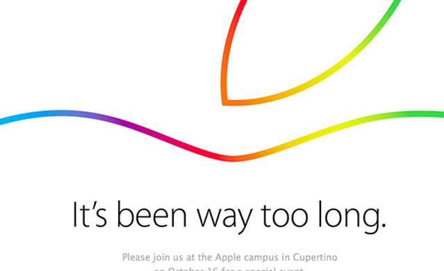 It's been way too long: Datum des Apple-Events steht fest