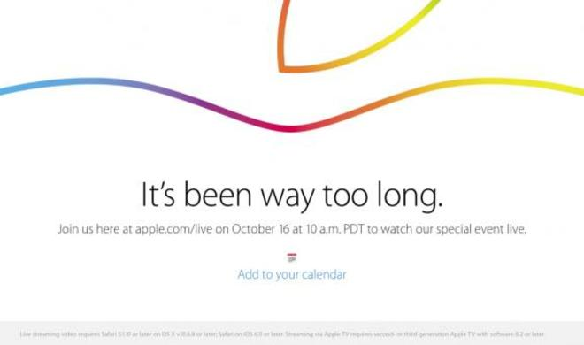 iPad Air 2, iPad mini mit Retina-Display & Co.: Diese sieben Sachen erwarten wir von Apple am 16. Oktober