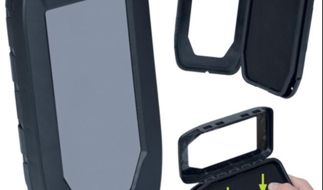iGrip-Smartphone-Halterung im Test: Über Stock und Stein – mit dem iPhone 6 auf dem Rad unterwegs