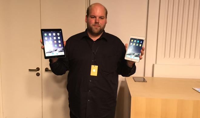 iOS 8, Yosemite, iPad Air 2, iPad mini 3 & Co.: Das stärkste Line-Up aller Zeiten – Bilder und Videos von Apples Veranstaltung in Berlin