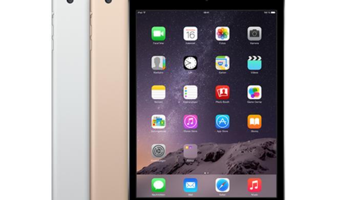 iPad mini 3 als Mogelpackung: Nicht viel mehr als ein iPad mini 2 in Gold und mit Touch ID - dafür teurer