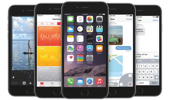 Quartalszahlen: Apple übertrifft dank iPhone 6 die Erwartungen - iPad-Verkäufe gingen zurück